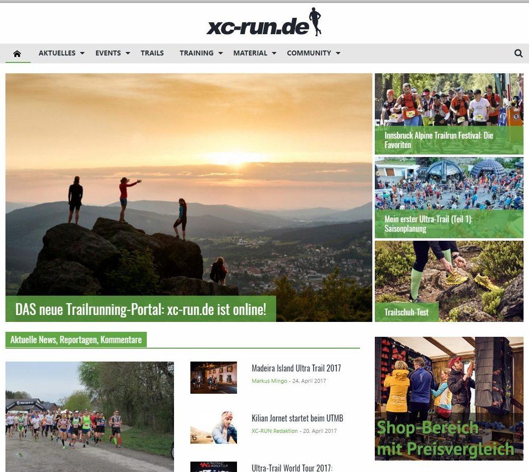 xc-run.de ist online!