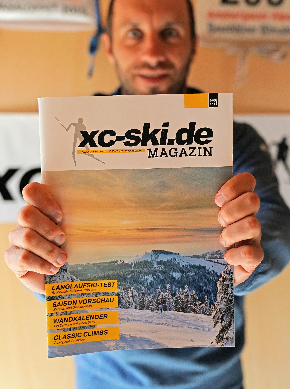 Das xc-ski.de Magazin ist da!